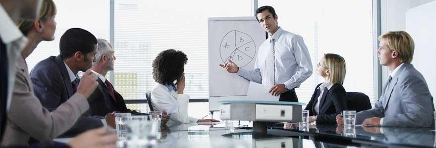 Formation en administration,