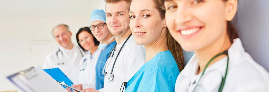 école études de santé