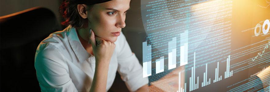 Création de femmes numériques