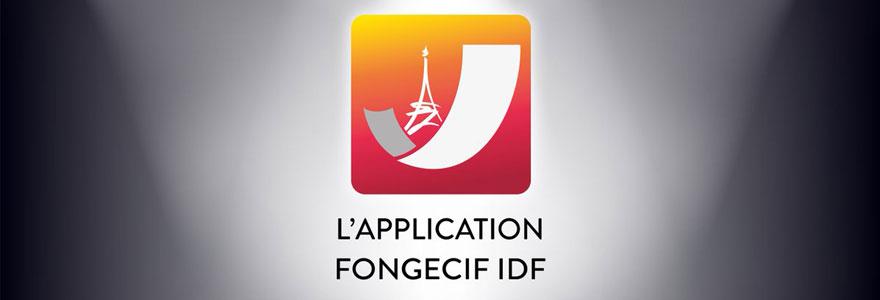 application fongecif